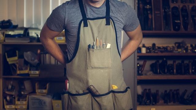Tool Storage and Garage Shop Ides