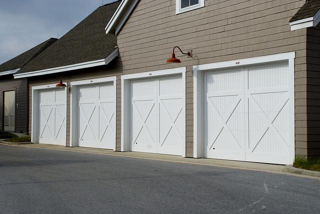 Different Types of Garage Doors
