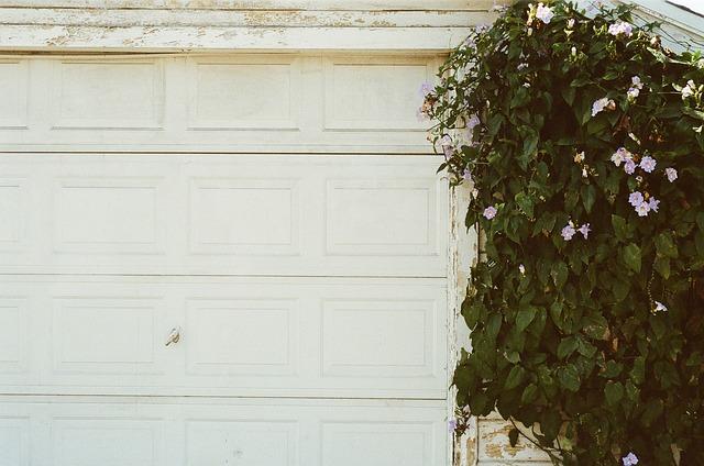 How to Repair Dented Garage Door