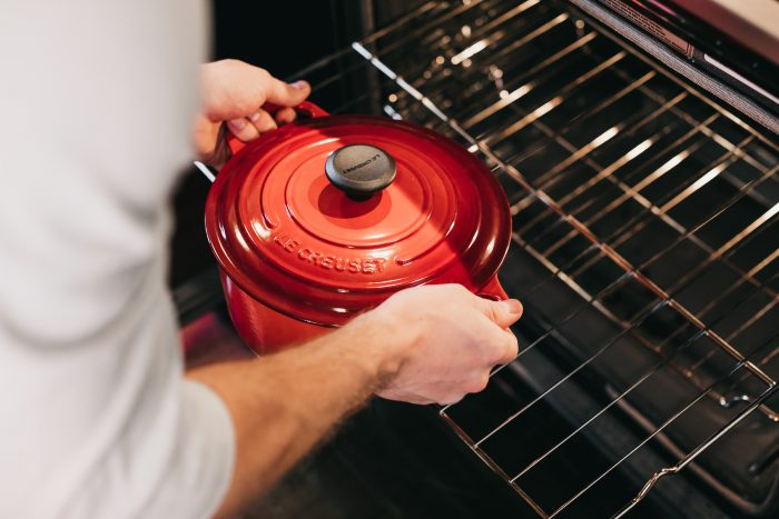 how to repair oven