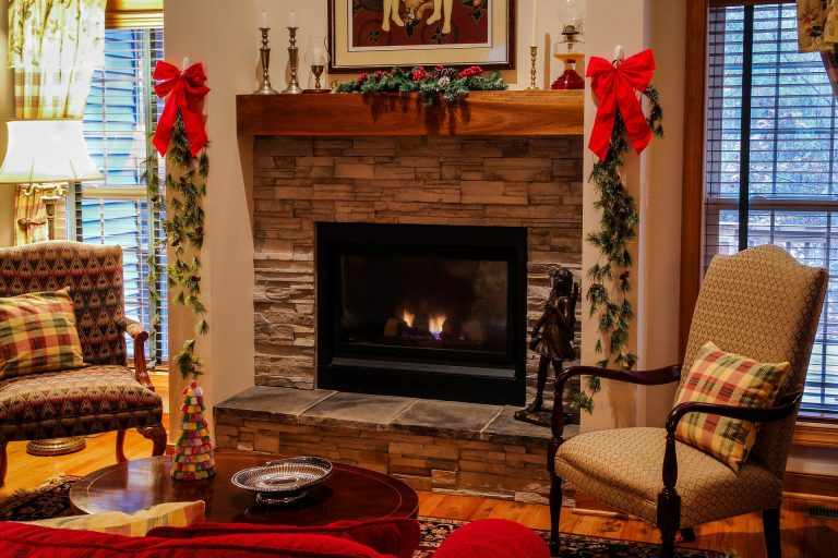 Can You Add A Mantel To A Brick Fireplace?