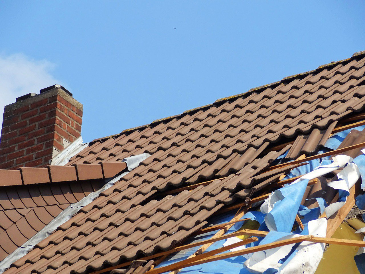 What Kind of Roof Damage is Covered by Insurance?